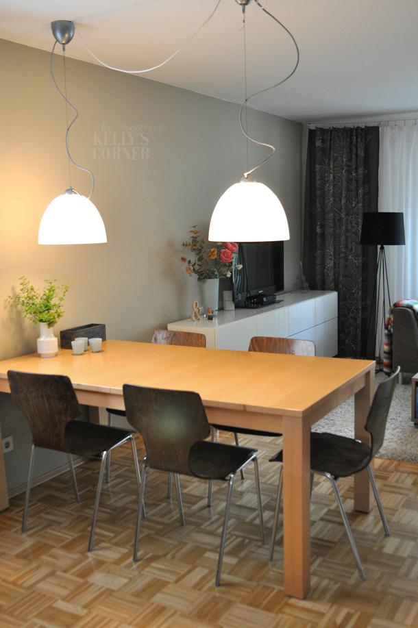 kelly´s corner: kaffeebraun oder sandfarben? | les tissus colbert, Wohnzimmer