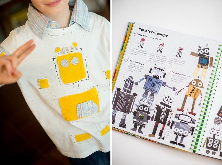 T-shirt selber gestalten, Les Tissus Colbert