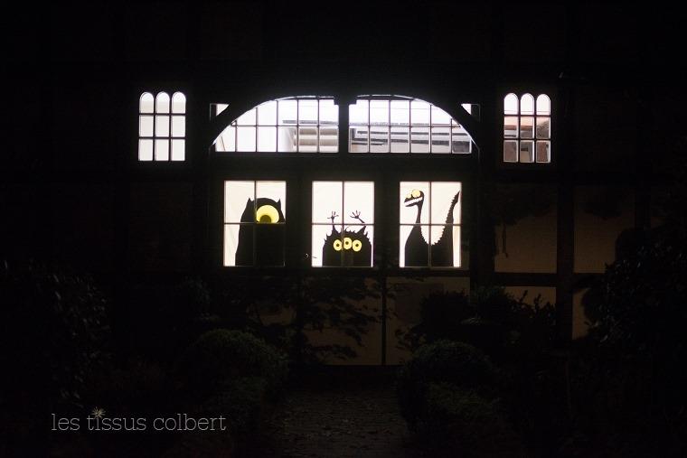 Halloween Deko Selber Machen Les Tissus Colbert