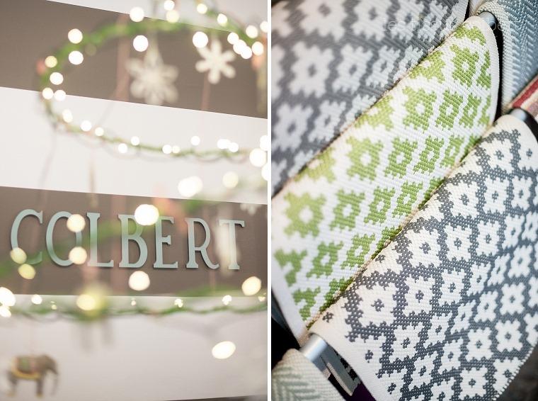 LES TISSUS COLBERT Dash & Albert, Teppich abeaschbar, Teppich Polyester_738